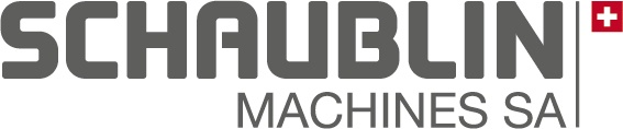 schaublin machines logo